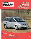 Ford Galaxy, Seat Alhambra, Volkswagen Sharan - Diesel