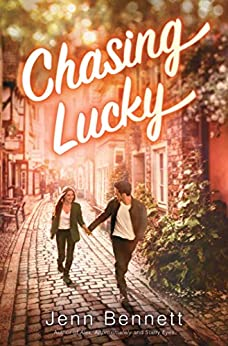 Chasing Lucky by [Jenn Bennett]