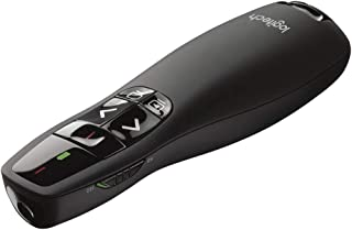 Logitech Wireless Presenter R400 - Black