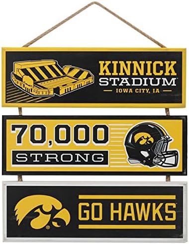 Open Road Fashionable Brands University of Iowa Wood Stadium Football Linked Colorado Springs Mall