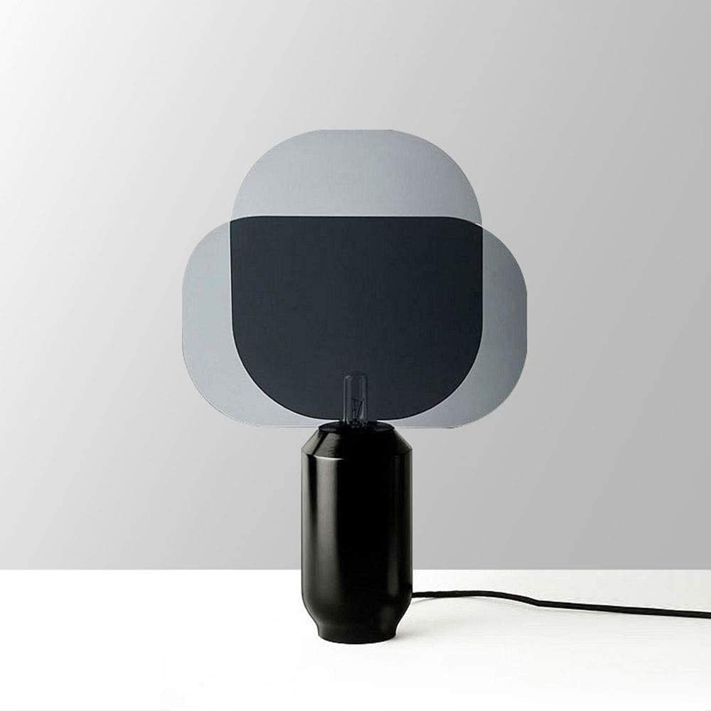 YJRIC Desk lamp Lamp Simple Daily bargain sale Modern Glass LED Room Wa Living Cheap SALE Start