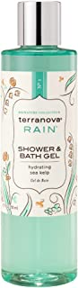 Terranova Rain Hydrating Sea Kelp Bath and Shower Gel, 8.7 Ounce …