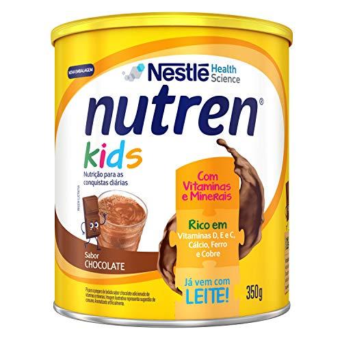 Suplemento Alimentar, Nutren Kids, Chocolate, 350g.