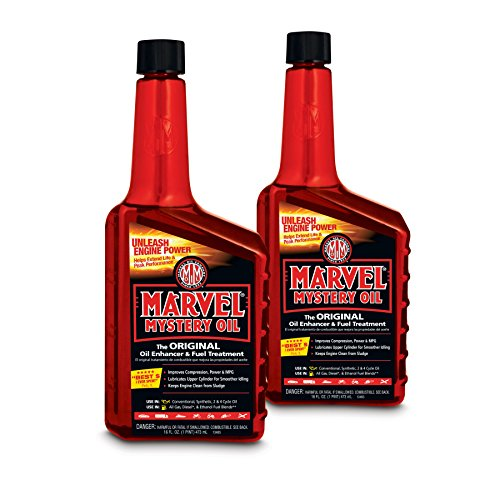 Marvel Mystery Oil MM12R - 16 Fl Oz. (Pack of 2)