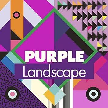 Purple (Landscape)