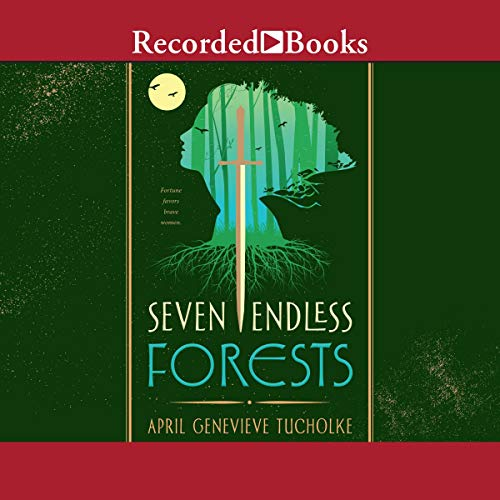 Seven Endless Forests audiobook cover art