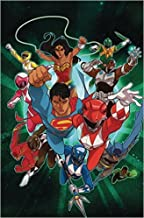 Justice League Power Rangers #2 (of 6) Comic Book