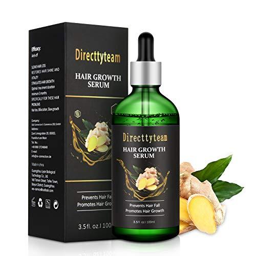 Haarwuchs-Serum, 100 ml Haarwuchs-Behandlungsöl, hilft beim Wachstum der Haarfollikel, stärkt die Verdickung und das Nachwachsen der Haarwurzeln,die Behandlung gegen Haarausfall bei Männern und Frauen