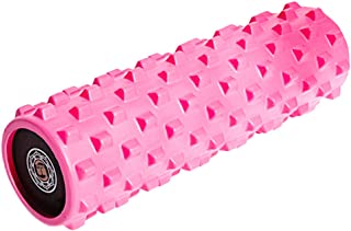 Foam Roller for Deep Tissue Muscle Massage Great for Pain Relief Pilates Yoga Gym Lightweight 45 x 14cm Fitness
