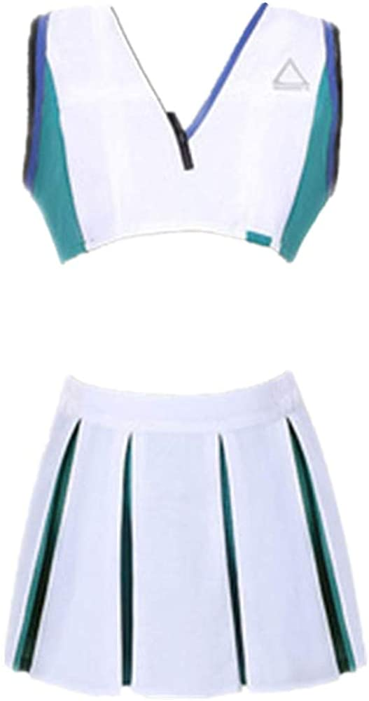 Kansas City Mall Bremerton Cosplay Costume Adult Women Two Spasm price Heavy Cruisers Outfits