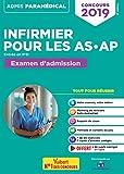 Concours Infirmier pour les AS-AP - Entrée en IFSI - Examen d'admission