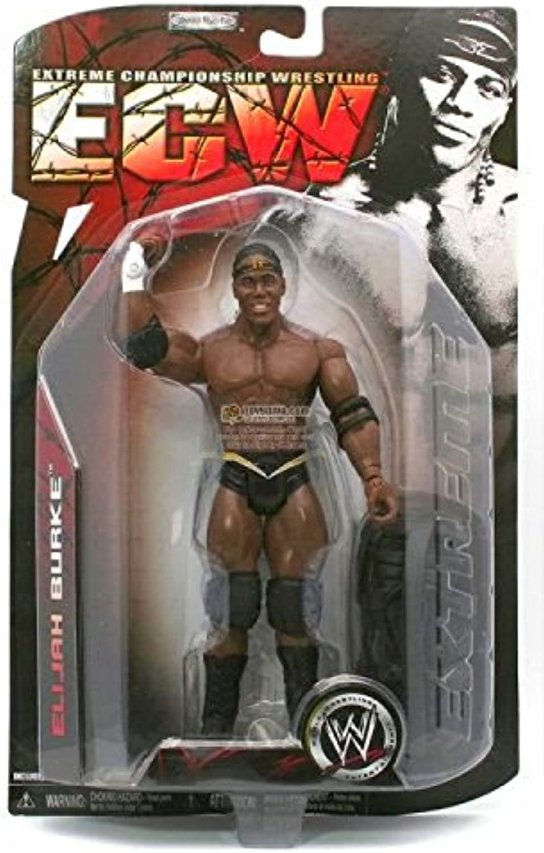 Elijah Burke Action ECW SERIES 2 Figure