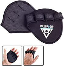 PULLUP & DIP Neoprene Grip Pads Lifting Grips, The Alternative to Gym Workout Gloves, Lifting Pads for Weightlifting, Calisthenics & Powerlifting, No more sweaty Gym Gloves