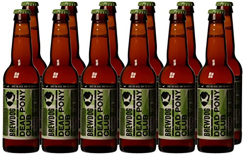 Brewdog - Cerveza rubia artesana dead pony