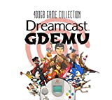 For Dreamcast GDEMU - DC Complete Game Collection on 400GB SD - Full US Set + Europe + English Japanese + Homebrew - Uncompressed GDIs!