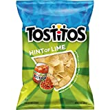 Tostitos Hint of Lime Flavored Tortilla Chips, 13 Ounce