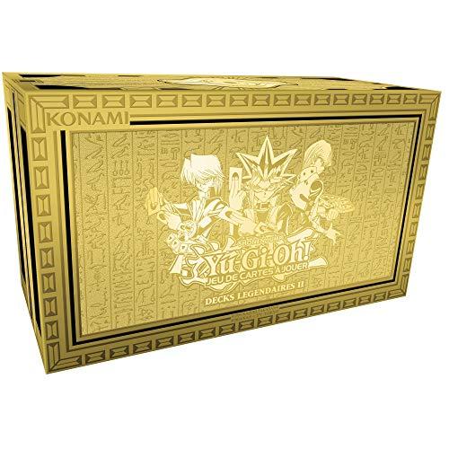 Yu-Gi-Oh! - I Deck Leggendari II - (Francese)