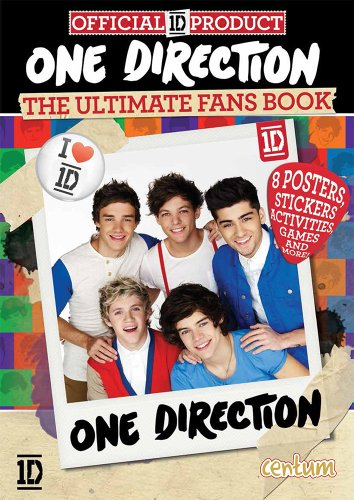 One Direction the Ultimate Fans Book (One Direction Official)