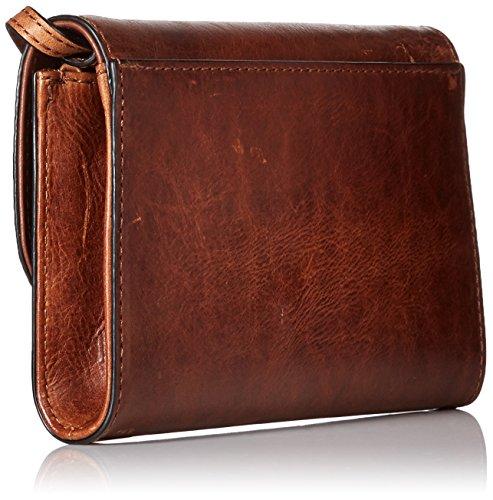 FRYE Melissa Wallet Crossbody Clutch Leather Bag 2