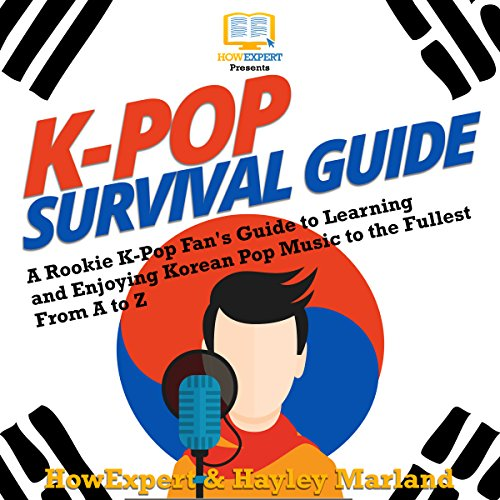 K-Pop Survival Guide cover art
