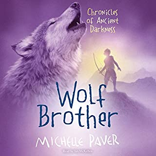 Wolf Brother     Chronicles of Ancient Darkness, Book 1              By:                                                                                                                                 Michelle Paver                               Narrated by:                                                                                                                                 Sir Ian McKellen                      Length: 6 hrs and 25 mins     545 ratings     Overall 4.6