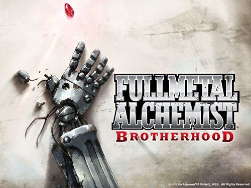 Fullmetal Alchemist: Brotherhood (English Dubbed)
