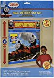 amscan Thomas The Tank Engine Scene Setter Photo Background Poster 5 Count Birthday Party Supplies, Multicolor