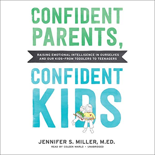Couverture de Confident Parents, Confident Kids