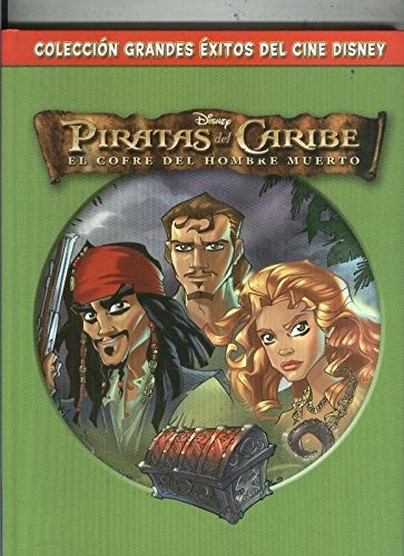 Grandes exitos del cine Disney: Piratas del caribe: el cofre del hombre...
