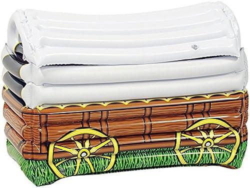 Aufblasbarer Getr ekühler  Kutschen-Wagon  61 x 43 cm