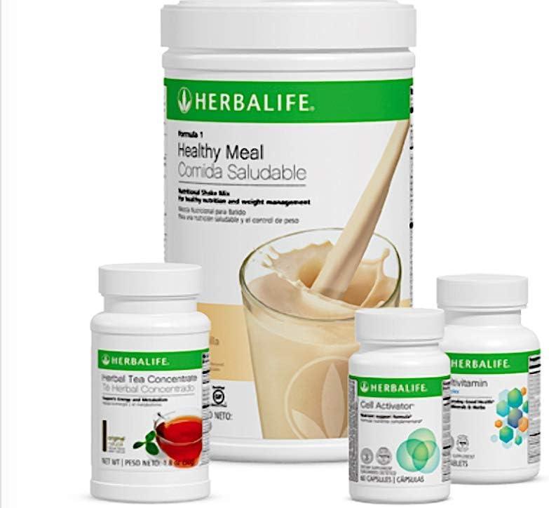 Herbalife QuickStart Los Angeles Mall Program gift Flavor Choose Your