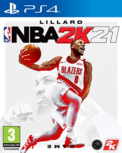 NBA 2K21 PS4 + DLC – Exclusivité Amazon (PS4)