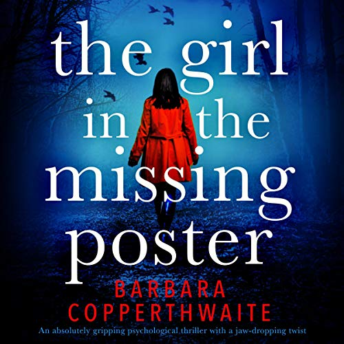 The Girl in the Missing Poster cover art