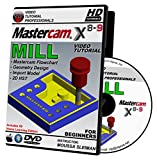 Mastercam X8-X9 MILL 3-AXIS Beginner s Edition Video Tutorial HD DVD