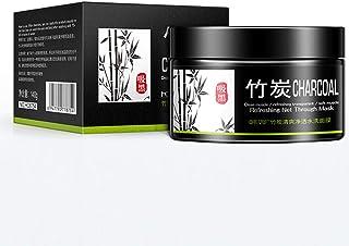 ROREC Blackheads Remove Charcoal Black Mask Refreshing Natural Moisturizes 140g