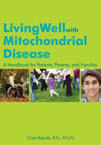 Vivre bien avec maladie Mitochondriale: A Handbook pour les patients, les parents et les familles (paperback)–Common