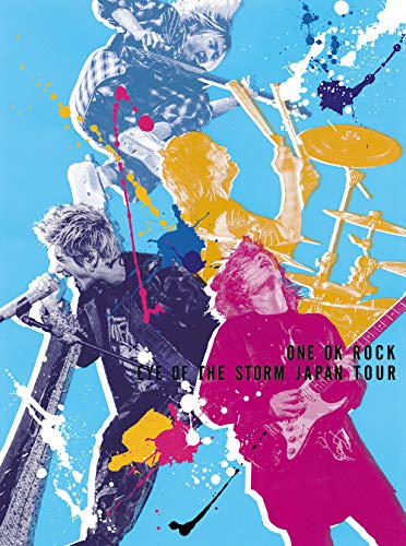 "ONE OK ROCK ""EYE OF THE STORM"" JAPAN TOUR"