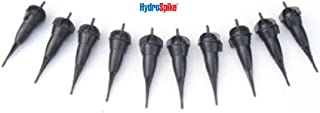 HydroSpike Drippers Heads Kit (10-Pack) for Portable Dripline Watering Irrigation Line Spikes System. Drip Emitter Parts A...