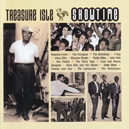Treasure Isle Showtime