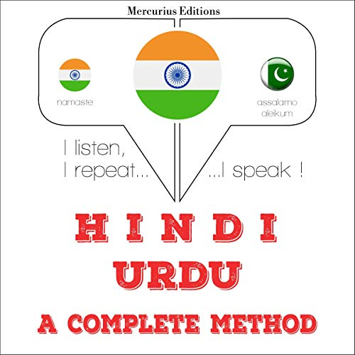 Hindi - Urdu. a complete method cover art