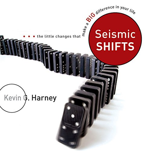 Seismic Shifts audiobook cover art