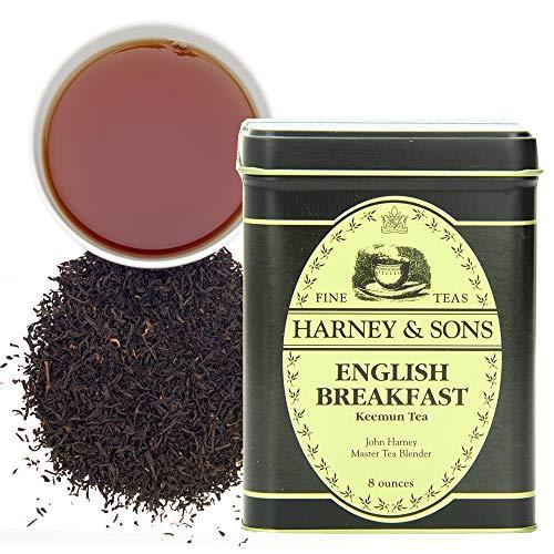 Harney & Sons English Breakfast | 8 oz Loose Leaf Black Tea