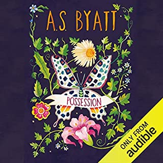 Possession     A Romance              By:                                                                                                                                 A. S. Byatt                               Narrated by:                                                                                                                                 Samuel West                      Length: 21 hrs and 52 mins     37 ratings     Overall 4.5