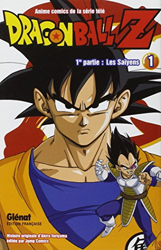 Dragon Ball Z - 1re partie - Tome 01: Les Saïyens