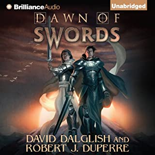 Dawn of Swords audiobook cover art