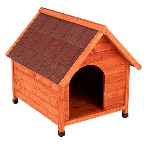 Spike Caseta para Perros de Madera XL: 86 x 111 x 99 cm (An x P x Al)
