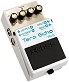BOSS TE-2 Tera Echo Pedal with Multi-Dimensional Processing (MDP)