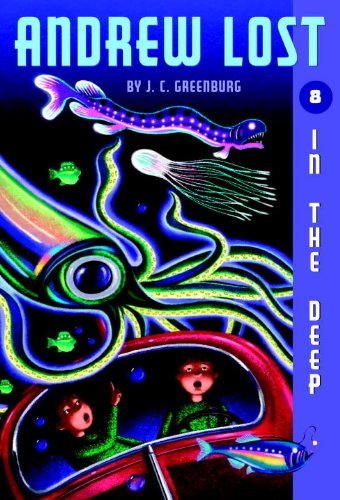 Andrew Lost #8: In the Deep (English Edition)