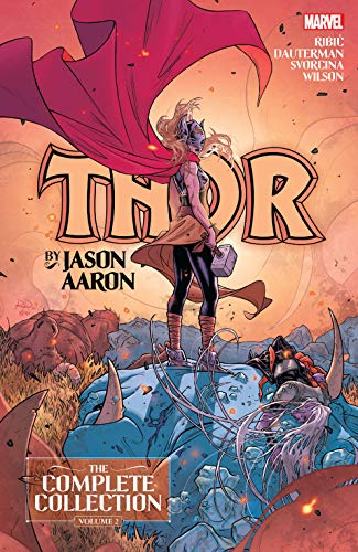 Thor by Jason Aaron: The Complete Collection Vol. 2 (English Edition)