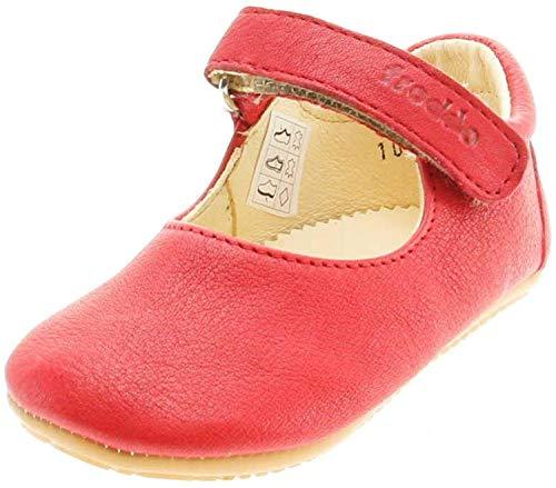 Froddo Ballerinas Erste Schritte, Rot - rot - Größe: 18 EU